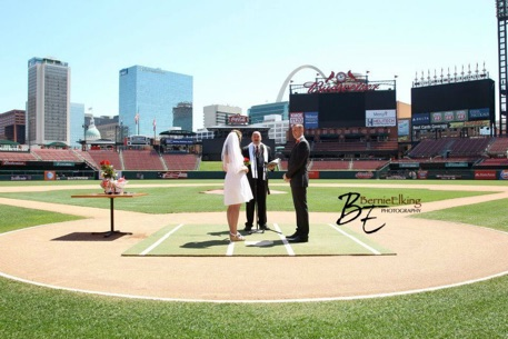 busch stadium weddings